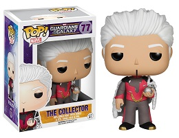 Funko POP: Guardians of the Galaxy: The Collector - Used