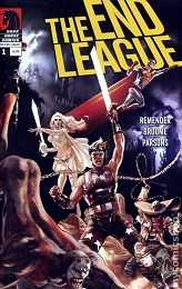The End League (2007 Series) Complete Bundle - Used