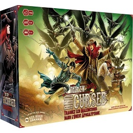 The Few and Cursed Board Game