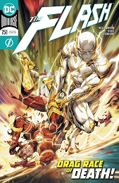 The Flash no. 751 (2016 Series)