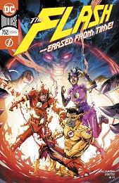 The Flash no. 752 (2016 Series)