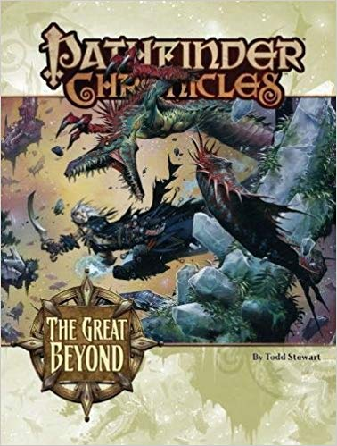 Pathfinder Chronicles The Great Beyond - Used