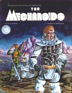 The Mechanoids - Used