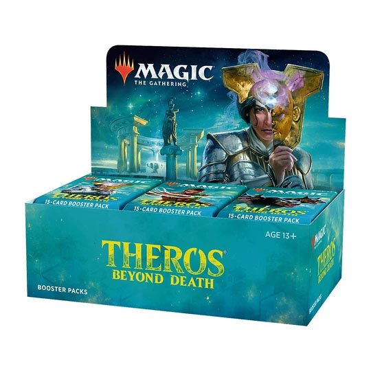 Magic the Gathering: Theros Beyond Death Draft Booster Box