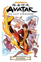 Avatar the Last Airbender: The Search Omnibus