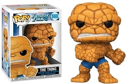 Funko POP: Marvel: Fantastic Four: The Thing
