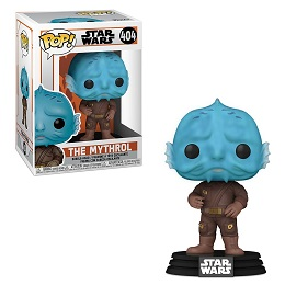 Funko POP: Star Wars the Mandalorian: The Mythrol - Used