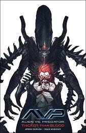 Alien Vs. Predator: Thicker than Blood TP (MR)