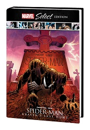 Marvel Select Spider-Man: Kraven's Last Hunt HC