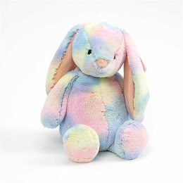 Plushie: Thistle Bunny Easter