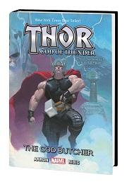 Thor God the Thunder: The God Butcher HC