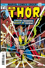 Thor no. 229 (1966 Series) (Facsimile)