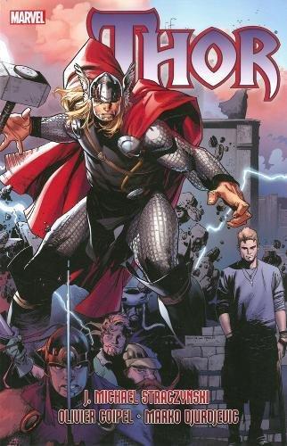 Thor by J. Michael Straczynski: Volume 2 TP - Used