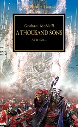 Horus Hersey: A Thousand Sons Novel