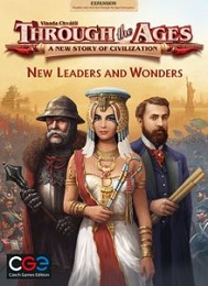 Through the Ages: New Leaders and Wonders Board Game