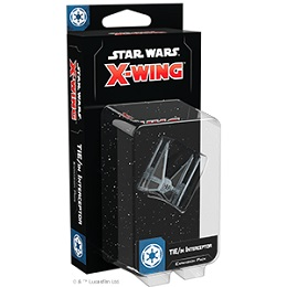 Star Wars X-Wing 2nd Edition: TIE/in Interceptor Expansion Pack