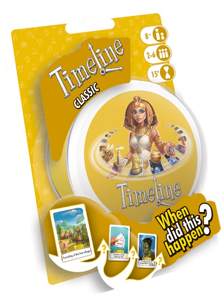 Timeline: Classic Card Game