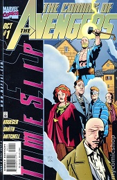 The Coming of the Avengers: Time Slip (1998) One-Shot - Used