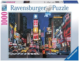 Times Square, NYC Puzzle - 1000 Pieces