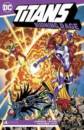 Titans: Burning Rage no. 4 (4 of 7) (2019 Series)