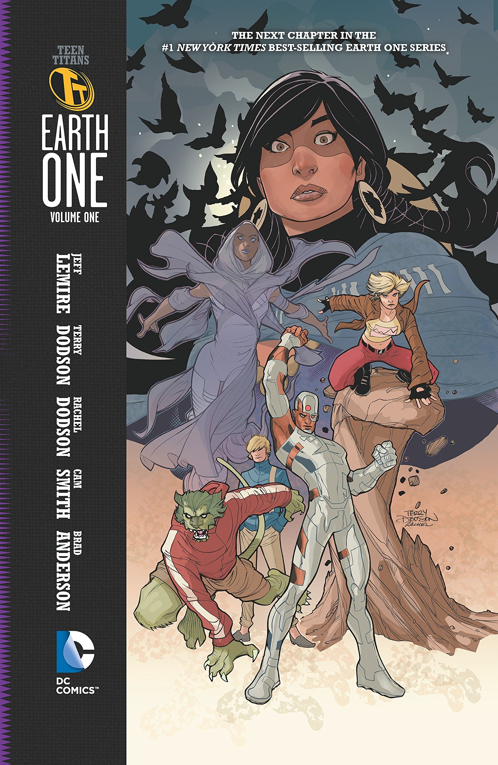 Teen Titans: Earth One: Volume 1 HC - Used