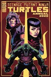 Teenage Mutant Ninja Turtles Annual (2020)