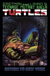 TMNT Color Classics Volume 3: Return to New York