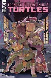 Teenage Mutant Ninja Turtles no. 109 (2011 Series)