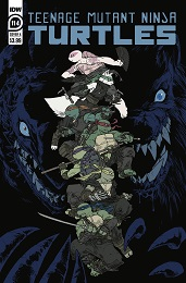 Teenage Mutant Ninja Turtles no. 114 (2011 Series)