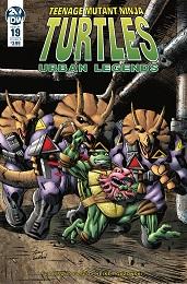 Teenage Mutant Ninja Turtles: Urban Legends no. 19 (2018 Series)