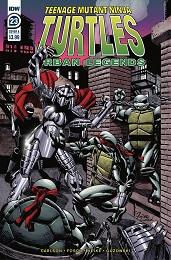 Teenage Mutant Ninja Turtles: Urban Legends no. 23 (2018 Series)