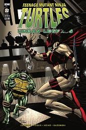 Teenage Mutant Ninja Turtles: Urban Legends no. 22 (2018 Series)