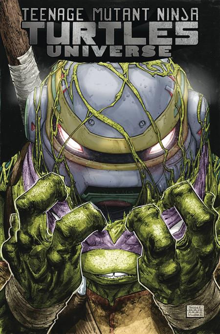 TMNT Universe Volume 2: New Strangeness TP