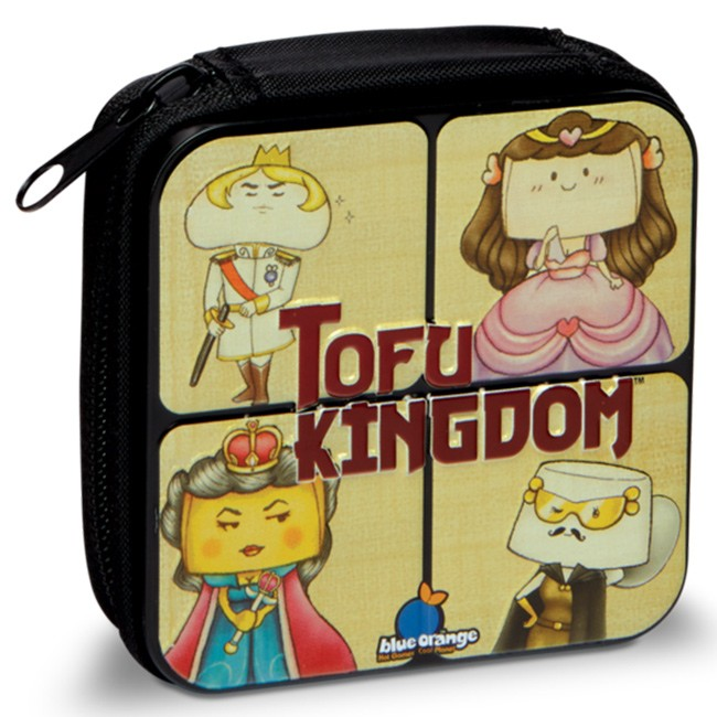 Tofu Kingdom Board Game