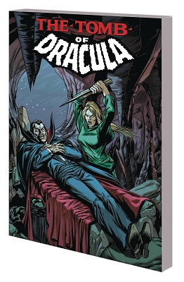 Tomb of Dracula Complete Collection: Volume 2 TP