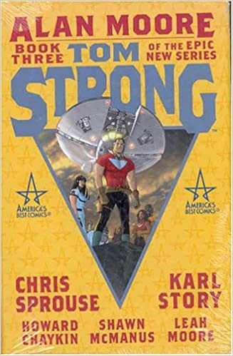 Tom Strong: Book 3 HC - Used