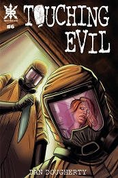 Touching Evil no. 6 (2019 Series)