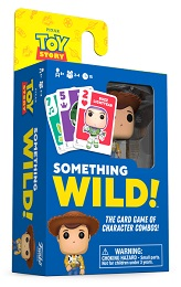 Something Wild Card Game: Toy Story