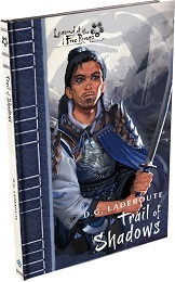 Legend of the Five Rings LCG: Trail of Shadows Novella