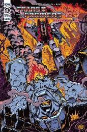 Transformers '84: Secrets and Lies no. 1 (2020 Series)