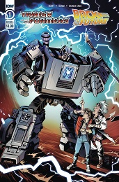 Transformers Back to the Future (2020 Series)
