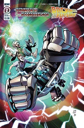 Transformers Back to the Future no. 2 (2020 Series)