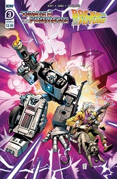Transformers Back to the Future no. 3 (2020 Series)