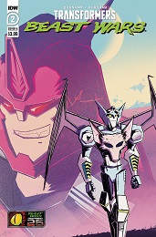 Transformers: Beast Wars no. 2 (2021 Series)