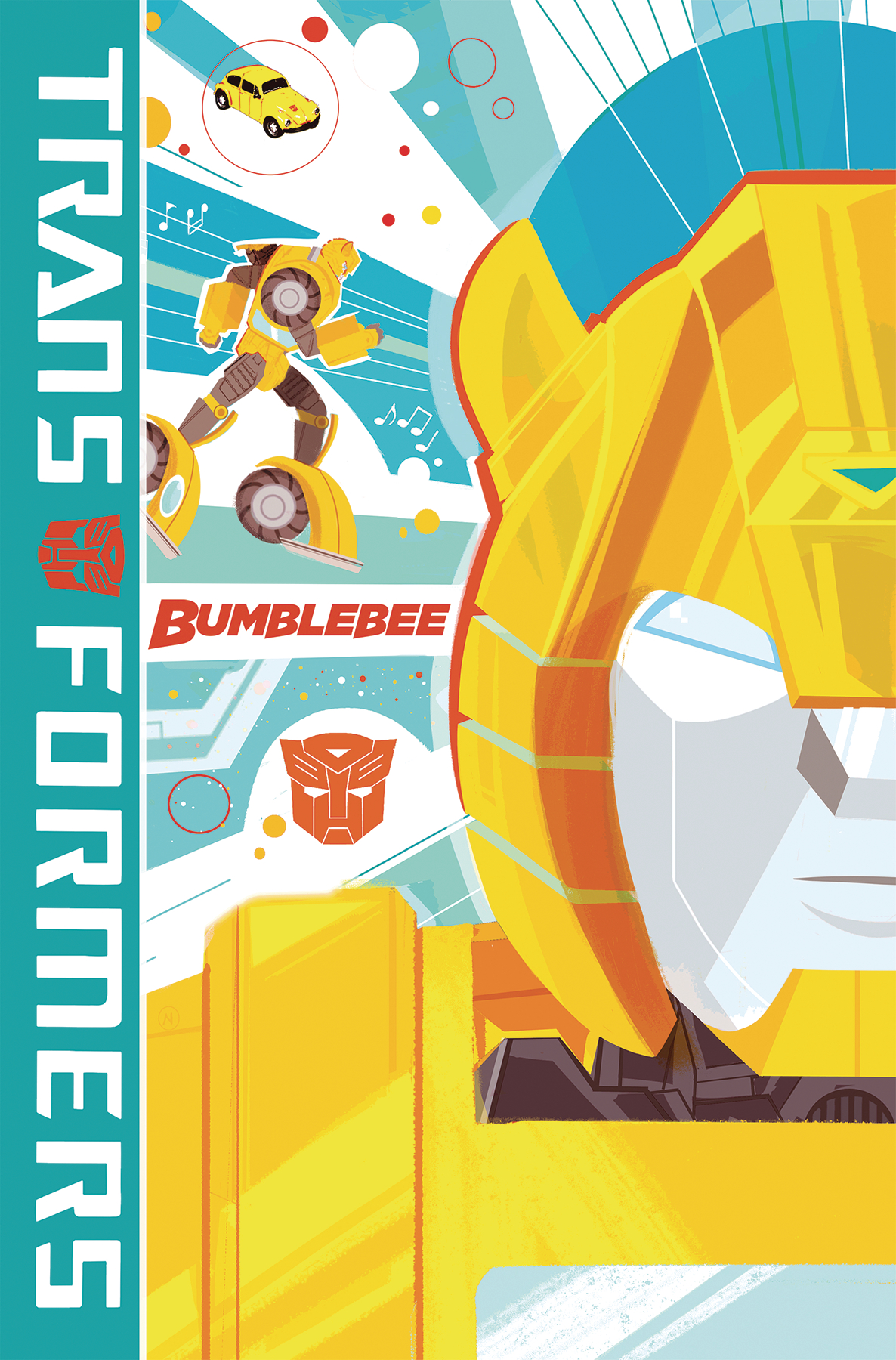 Transformers: Bumblebee Win If You Dare TP