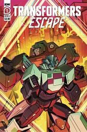 Transformers Escape no. 1 (2020 Series)