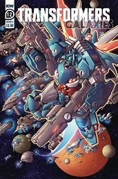 Transformers Galaxies no. 12 (2019 Series)