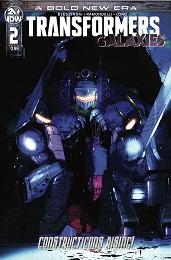 Transformers Galaxies no. 2 (2019 Series)
