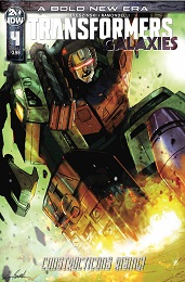 Transformers Galaxies no. 4 (2019 Series)