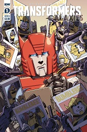 Transformers Galaxies no. 5 (2019 Series)
